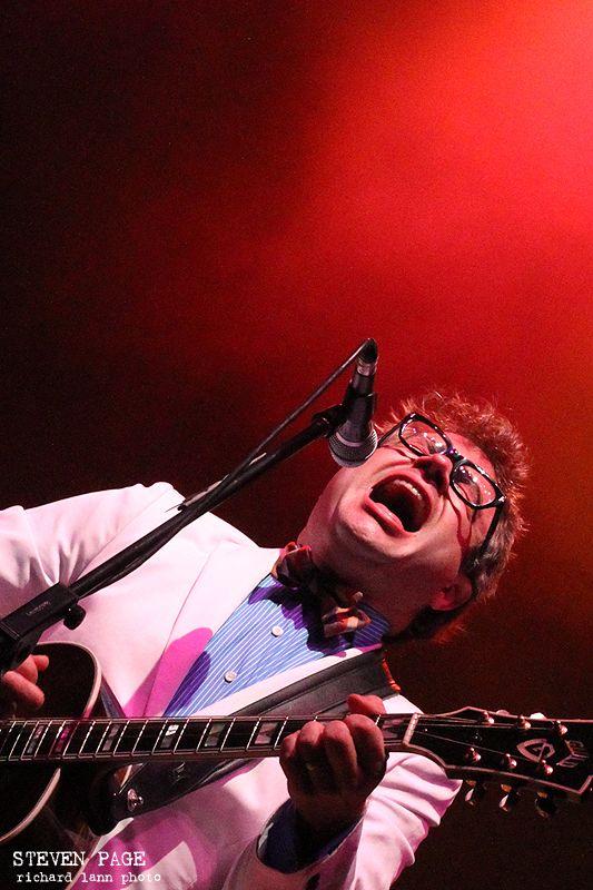Steven Page   Dartmouth, Nova Scotia #ConcertPhotography