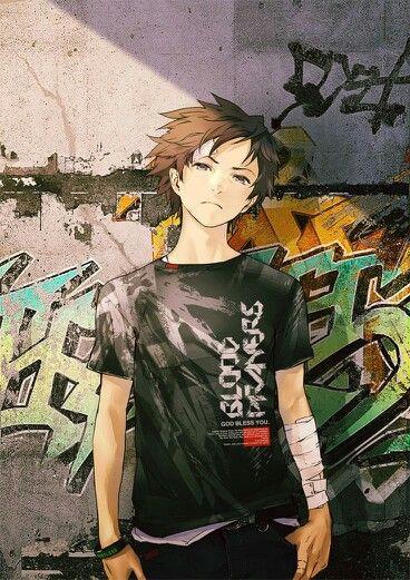 Anime Graffiti Art. .Tagger.