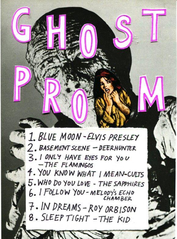 Rookie Magazine Friday Playlist: Ghost Prom