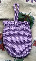 Ravelry: Little Wrist Bag pattern by Judith Prindle