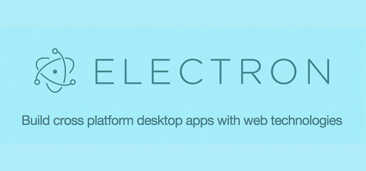 Crie Aplicações multiplataforma utilizando HTML5, CSS e JavaScript com o framework Electron. Agora ficou fácil desenvolver seus APPs Desktop!