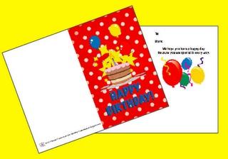 Sub Hub: Happy Birthday to Sub Hub!!! Classroom birthday card freebie. subhubonline.blogspot.comClassroom Birthday, Happy Birthday, Class Birthday, Birthday Cards, Birthday Ideas