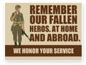 Military friends...just in case you didn't know about this website..you should check it out. It is buildasign.com and they make free banners for military homecomings. You just have to pay for shipping! If you order early the shipping is pretty cheap!