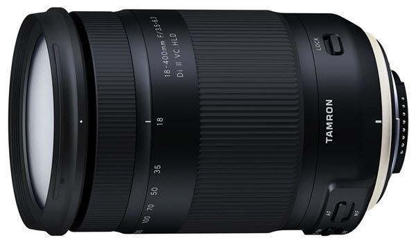 Tamron 18-400mm f/3,5-6,3 Di II VC HLD, le premier mégazoom 400mm DX pour Nikon et Canon https://www.nikonpassion.com/tamron-18-400mm-f35-63-di-ii-vc-hld-megazoom-400mm-nikon-canon/