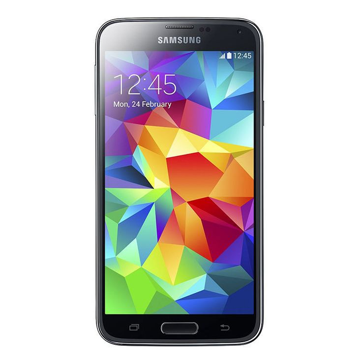 Refurbished Samsung Galaxy S5 AT&T Black 16GB (G900A)
