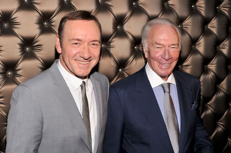 Kevin Spacey replaced by Christopher Plummer in Ridley Scotts J Paul Getty thriller