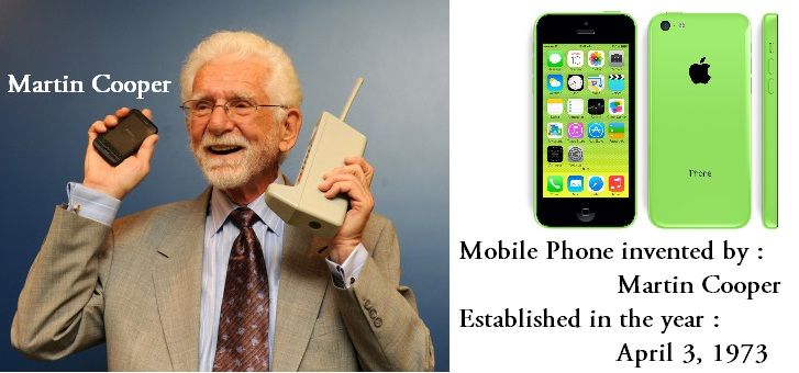 invention of mobile phone essay