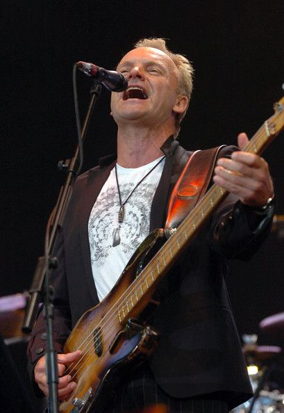 Sting - Live 8 in London