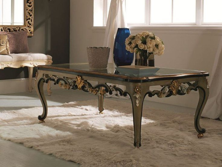 Solid carved wood furniture finished by hand by expert artisans, an ancient Italian tradition.