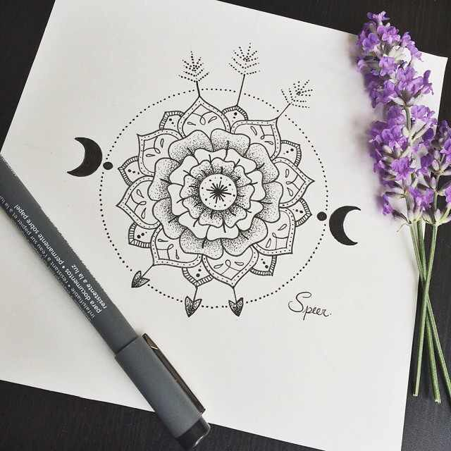 17 Best Images About Ink On Pinterest: 17 Best Images About Mandala On Pinterest