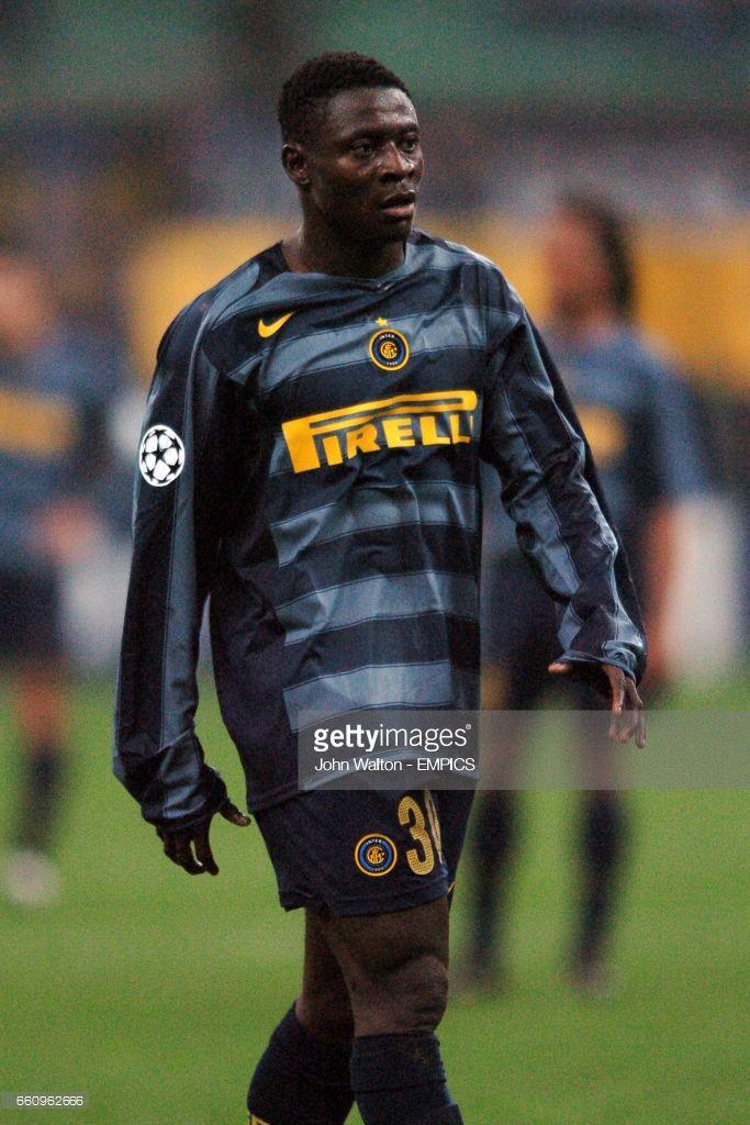 Obafemi Martins Inter Milan Inter Milan Obafemi Martins Milan