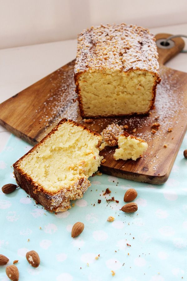 Ruhrkuchen Mandeln Kastenform Backen Cake Kuchen Und Desserts