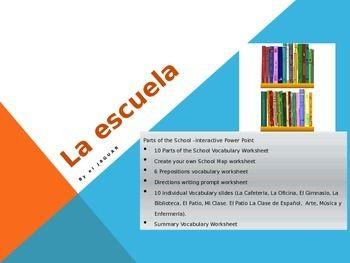 students store spanish programs.
