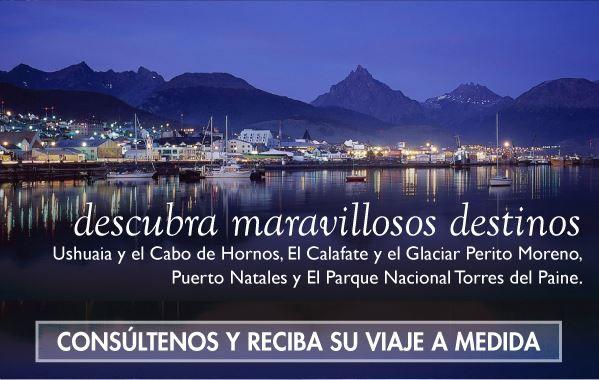 #Paisajes #inolvidables + #pinguinos y #vida #silvestre +  #glaciares y mucho más en este #viaje por #Patagonia