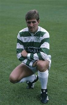 Mark McGhee Celtic 1988