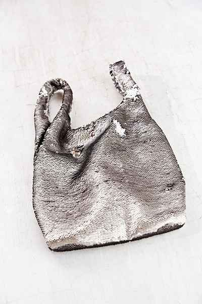 Ecote Allover Sequin Shopper Bag