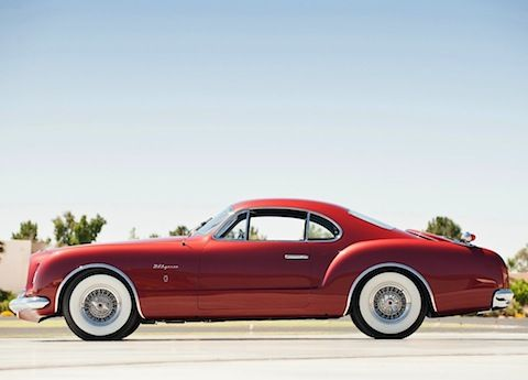 Chrysler D'Elegance, 1952