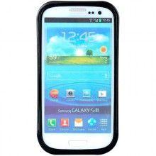 Bumper Samsung Galaxy S3 Aluminio - Negro  $ 66.951,26