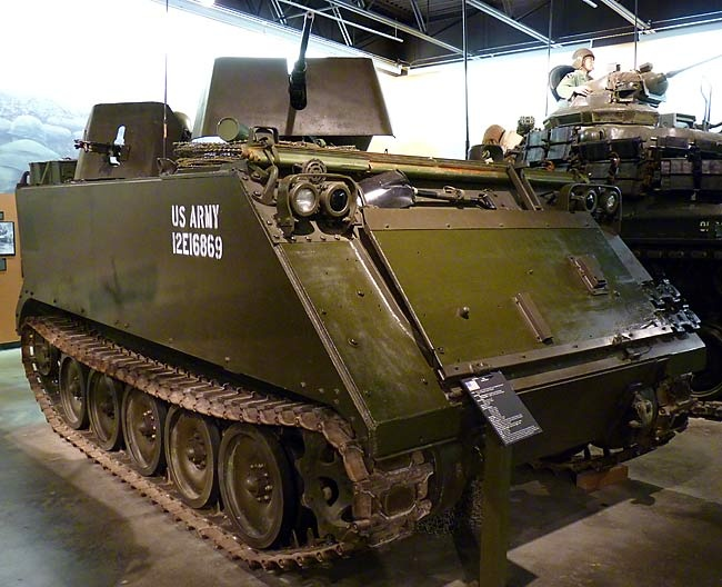 find this pin and more on m 113 armored personnel carrier