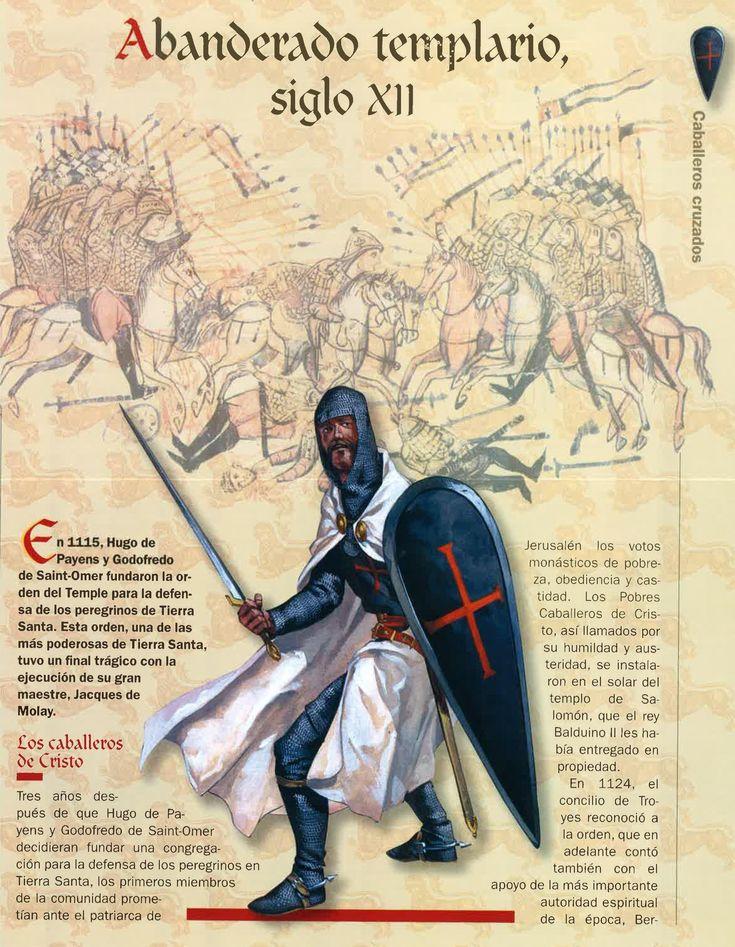 Abanderado Templario