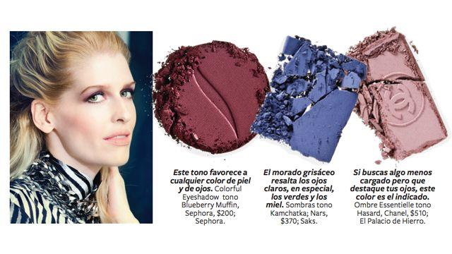 Instyle magazine, Beauty, Make Up, Fall, august 2013. #EugeniaDebayle www.thebeautyeffect