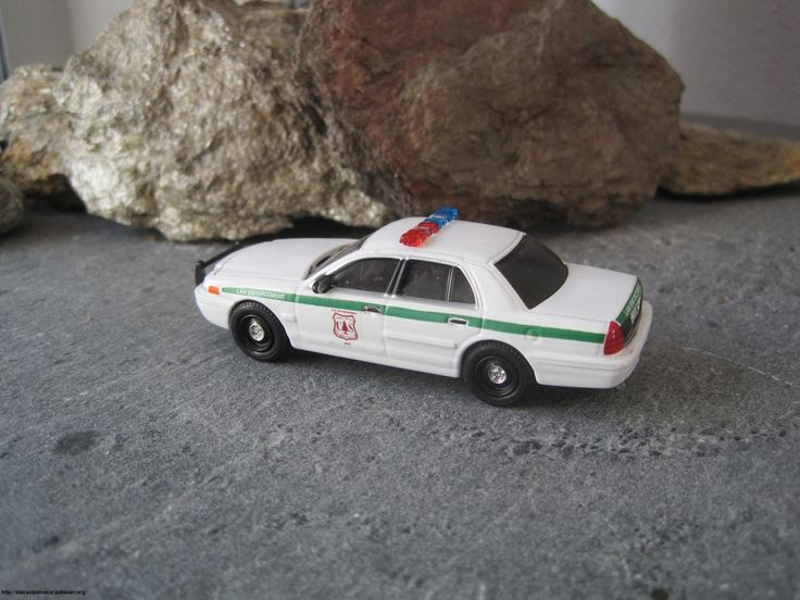 The US and Canadian diecast police car replicas forum - US Forest ...