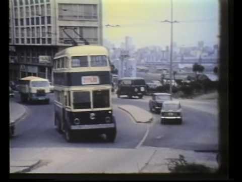 Troles y tranvías de A Coruña - YouTube