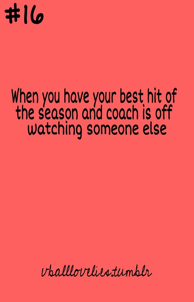 Pretty much sums it up. Happens in vball all the time!