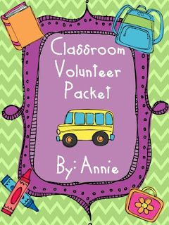 Anyone can use these great letters and ideas! Kindergarten At Heart: Classroom Volunteers