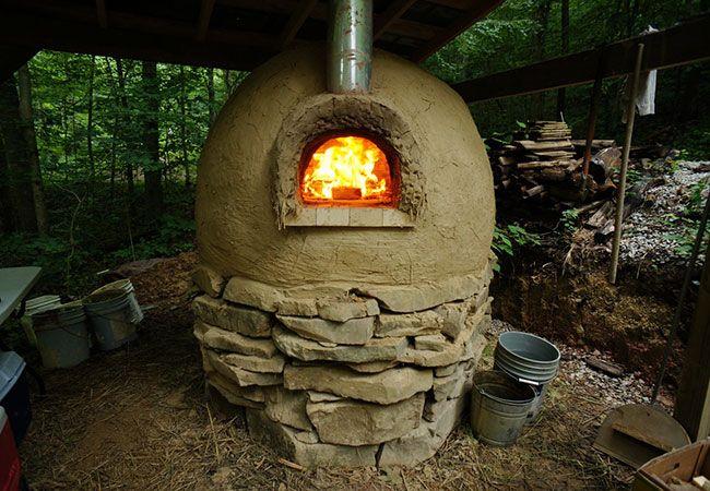Drømmer du om at lave ægte italienske pizzaer i baghaven? Så byg din helt egen pizzaovn, og gør drømmen til virkelighed!