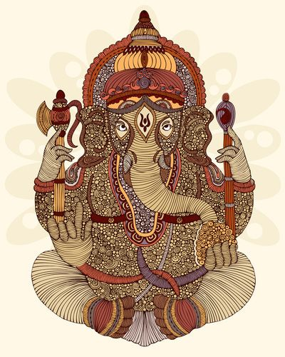 Ganesha: Lord of Success by Valentina