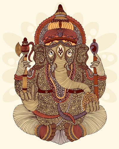 Ganesha: Lord of Success    by Valentina