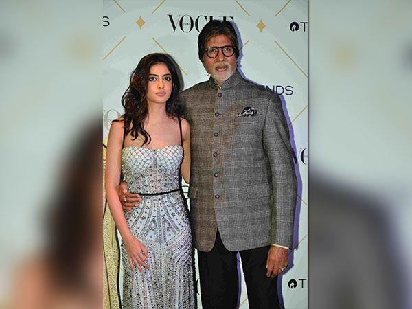 Catch The Bachchan family In Style:  #AmitabhBachchan #NavyaNaveliNand #ShwetaBachchan #JayaBachchan & #AiswaryaRai