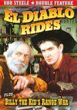 El Diablo Rides/Billy the Kid's Range War [DVD]