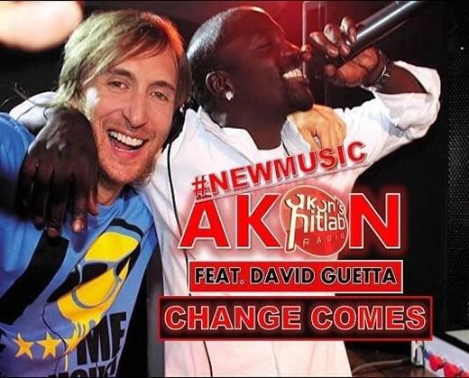 Akon Ft David Guetta – Change Comes  http://www.emonden.co/akon-ft-david-guetta-change-comes