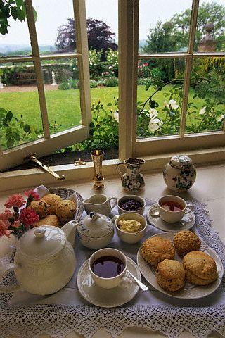 Bloggang.com: Hamilton - Afternoon Tea afternoon tea time of the British.