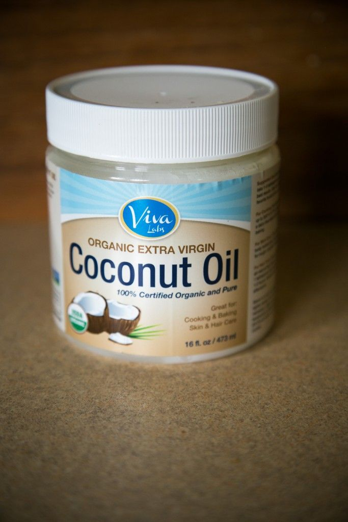 Meet Our Sponsors: Viva Labs Organic Extra Virgin Coconut Oil: