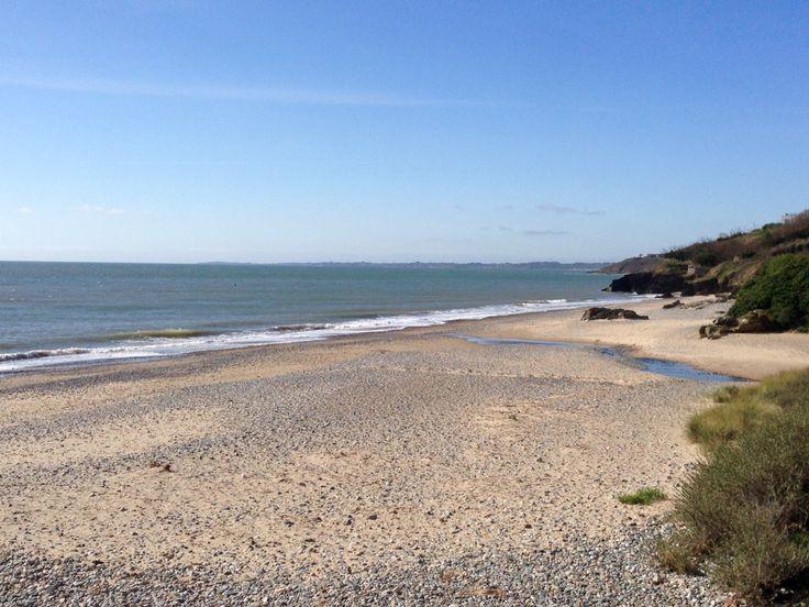 Ballymoney Beach, Wexford, Ireland