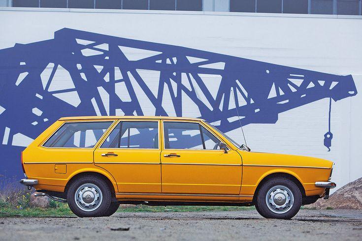 VW Passat kombi (autobild.de)