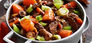 Beef and red wine casserole – Recipes – Slimming World