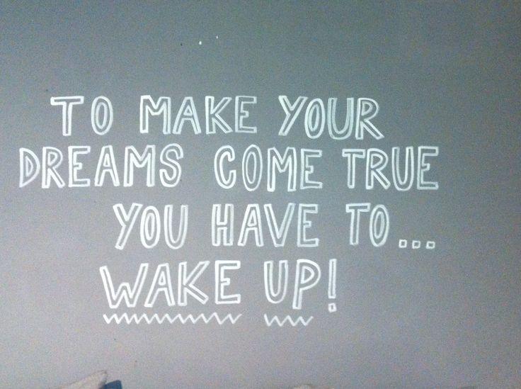 Zo waar!!
