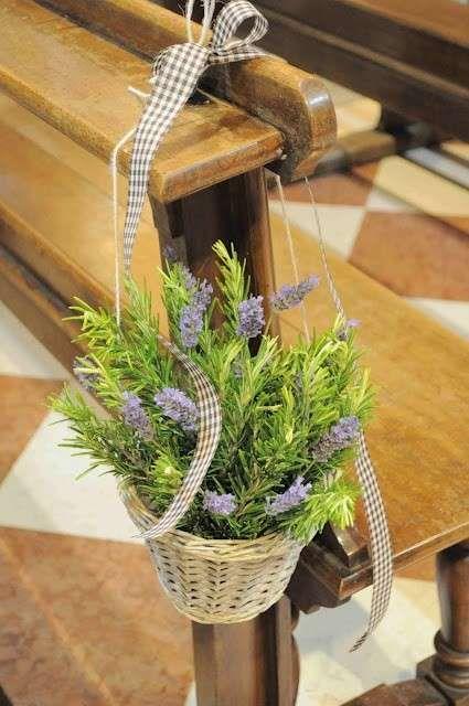 Addobbi floreali e decorazioni per il ricevimento di nozze - Decorazioni di nozze