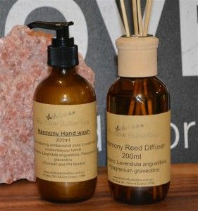 Harmony Hand wash and reed diffuser gift pack