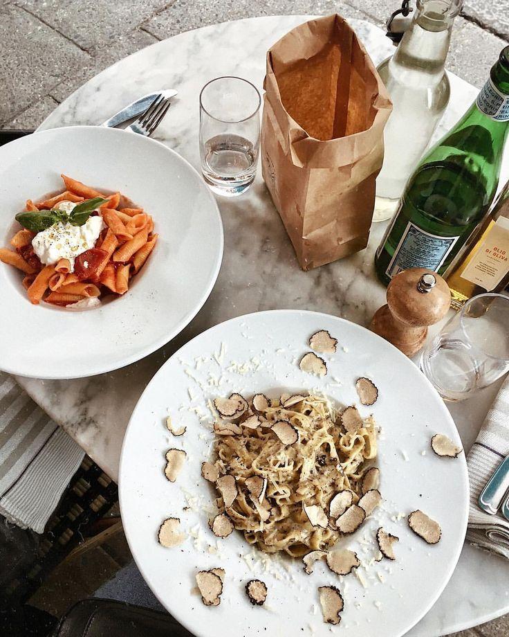 """7 Likes, 1 Comments - Nina Alina den Ruijter 🇳🇱🇵🇱 (@nina.alina) on Instagram: """"Italian food has my heart😋🇮🇹 #yummy #trufflepasta #italian #food"""""""
