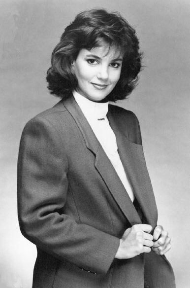 Assistant District Attorney Alex Harrigan (Margaret Colin). Foley Square (1985-1986)
