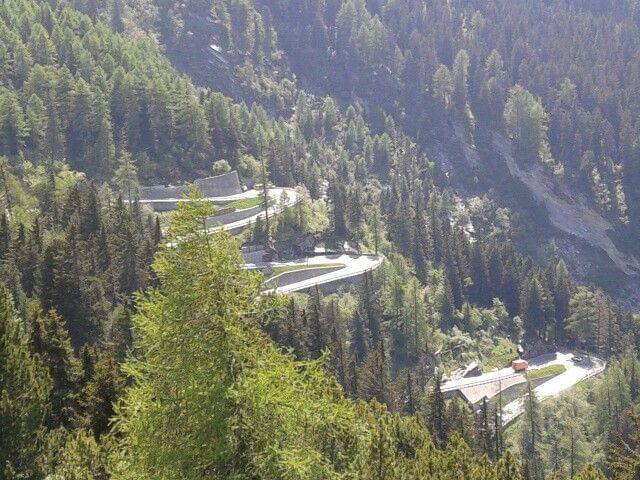Schwindligfahren in der Schweiz