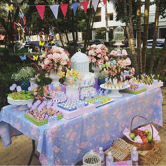 18 best images about Festa Jardim ou Flores  Garden or Flower Birthday Party