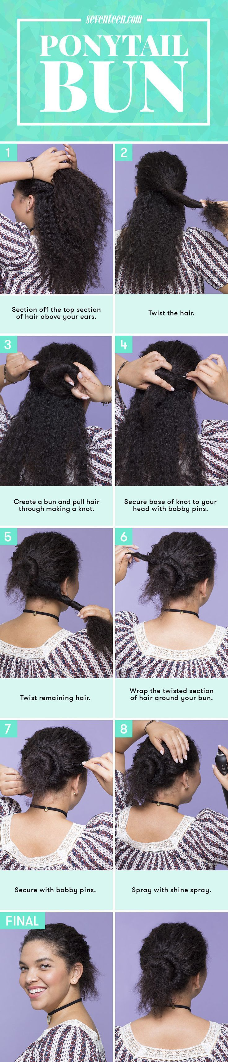 7 No-Heat Hairstyles Every Lazy Girl Needs This Summer - Seventeen.com