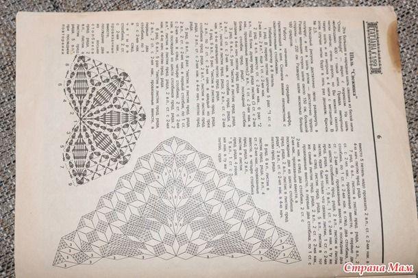 Татiана - старая газета по вязанию номер 1/1999
