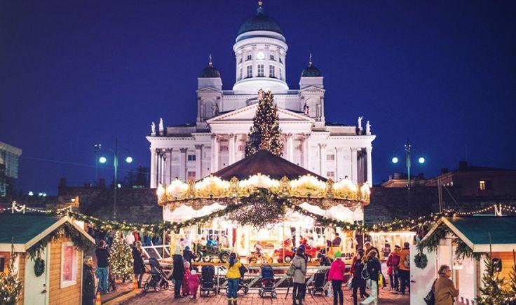 Christmas in Helsinki (c) Jussi Hellsten/Torikorttelit